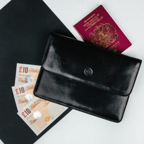 Reisedokumentenmappe