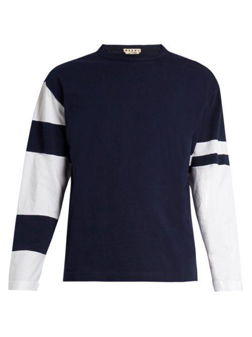 Streifen Pullover Herren