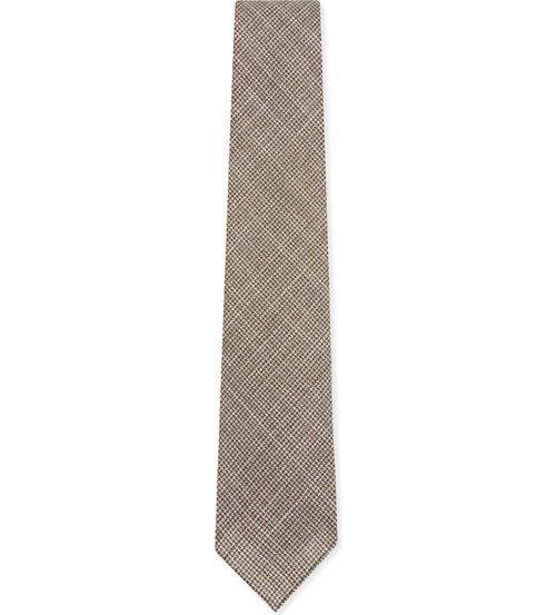 Tweed Krawatte
