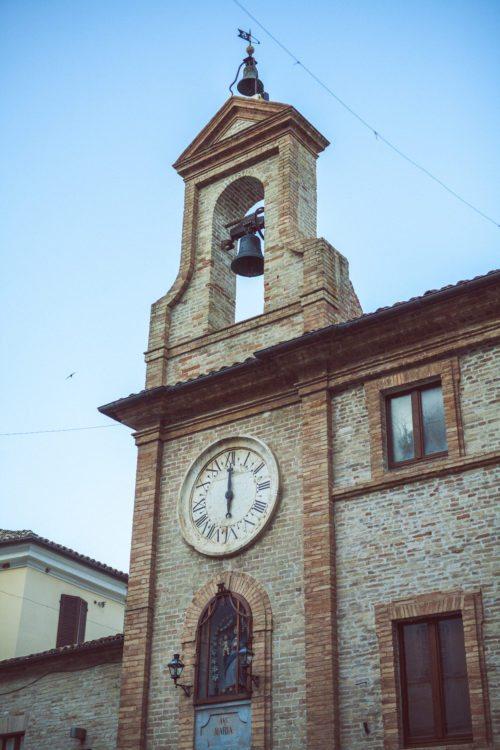 Orazios Geburtsort Pescara
