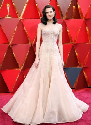 Oscar Look 2018